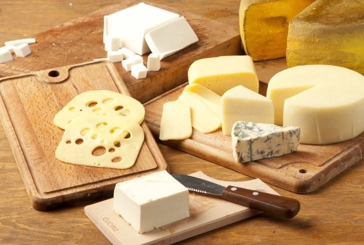 How to count fat cheese